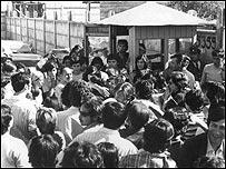Resultado de imagen para detenidos dictadura tres alamos